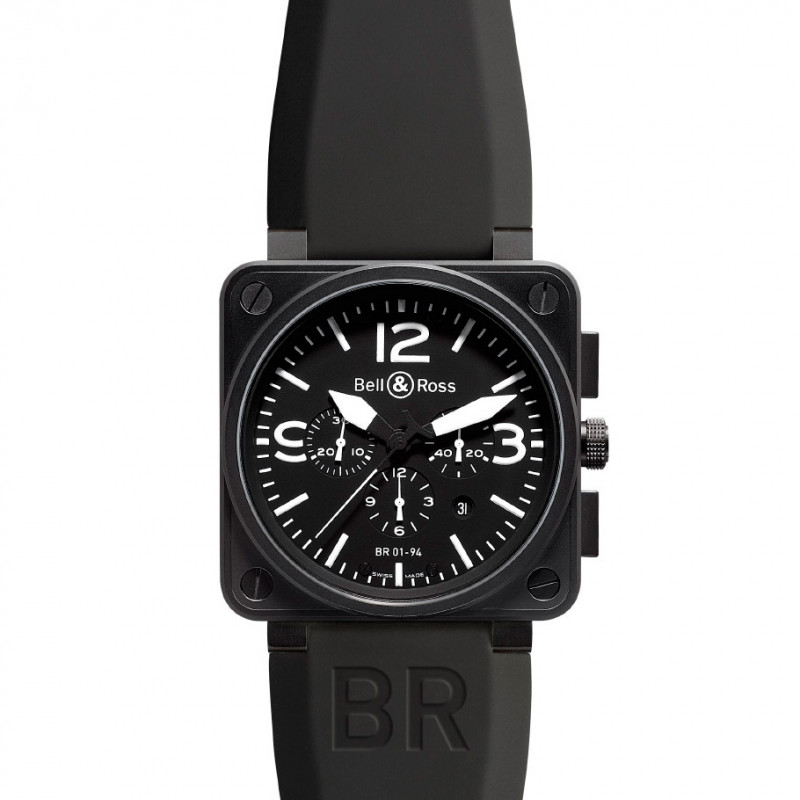 Bell & Ross watches BR 01-94 CARBON