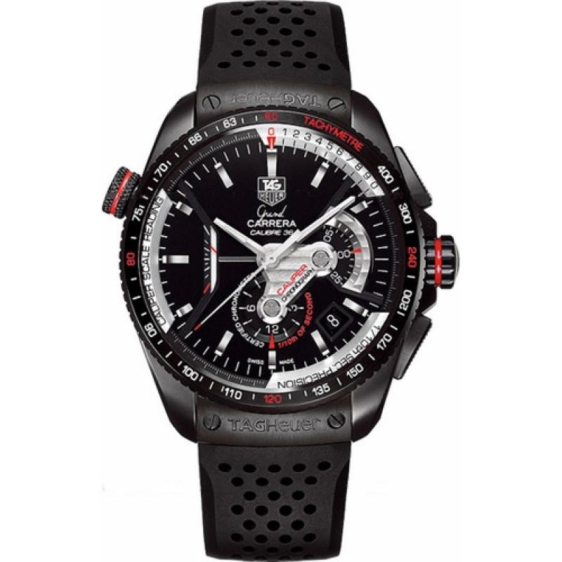 Tag Heuer Grand Carrera Calibre 36 RS Caliper Chronograph