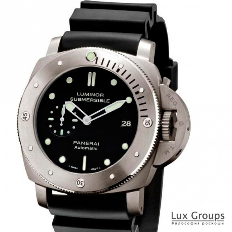 Officine Panerai LUMINOR 1950 SUBMERSIBLE 47mm